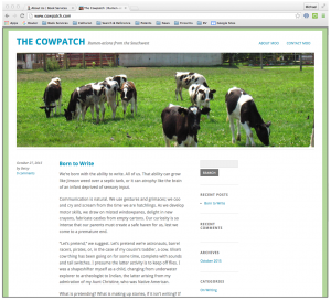 The Cowpatch Web Site
