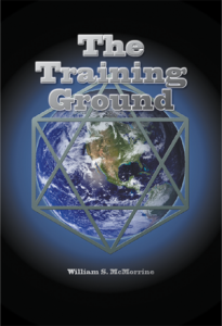 The Training Ground Front Cover